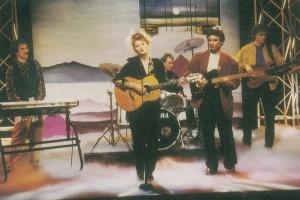 Mit Pe im TV- ARD Schlagerparade 1989